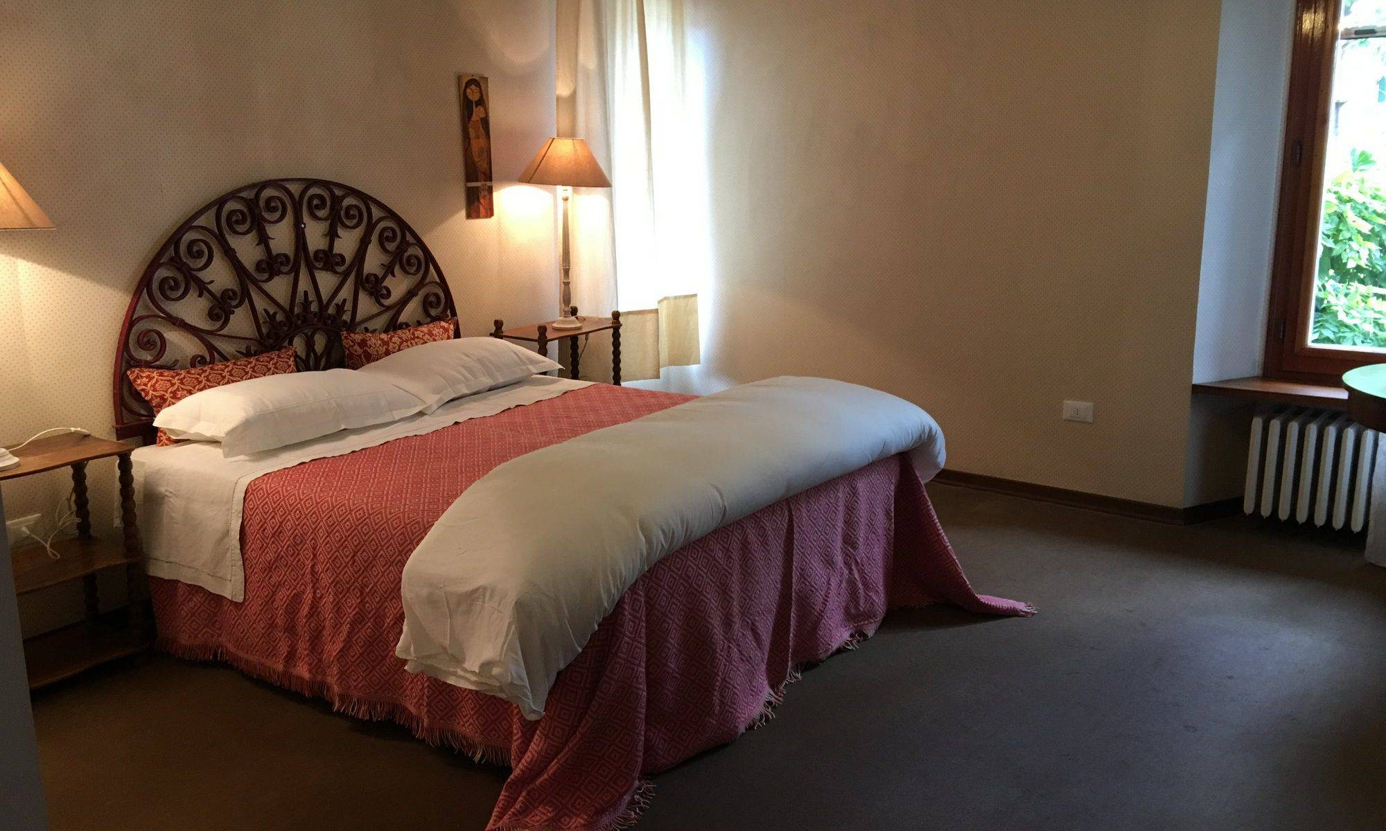 Bed and Breakfast Corte Isabella Galeata FC Italy Le Camere